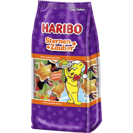 HARIBO Sternen Zauber 250g