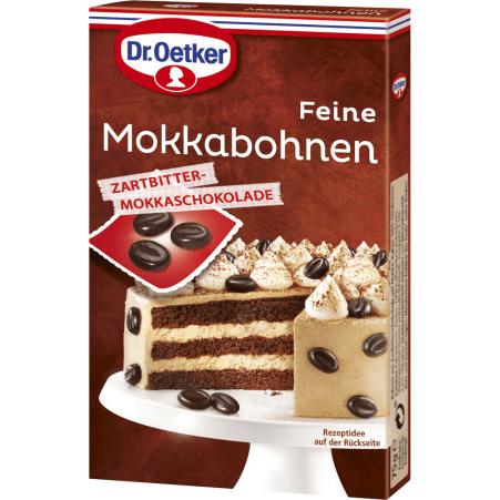 Dr. Oetker Feine Moccabohnen
