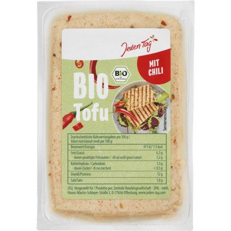 Jeden Tag Bio Tofu Chili