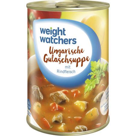 Weight Watchers Herzhafte Gulaschsuppe