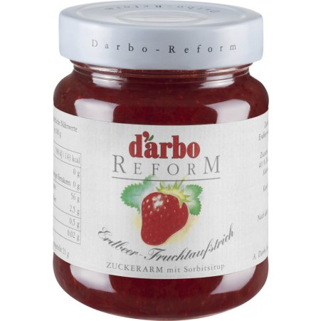 Darbo Reform Erdbeere