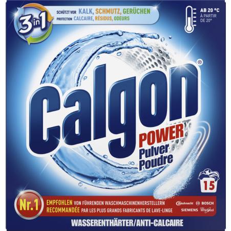 Calgon 3 in 1 Waschmaschinentabs 15er-Packung