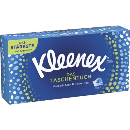 Kleenex Taschentuch Box 4-lagig