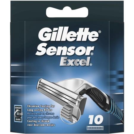 Gillette Sensor Excel Magazin