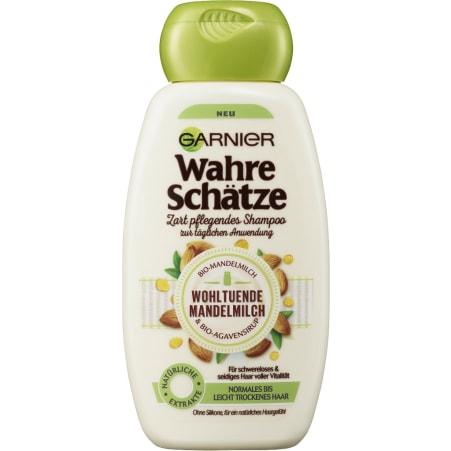 Garnier Wahre Schätze Mandelmilch Shampoo