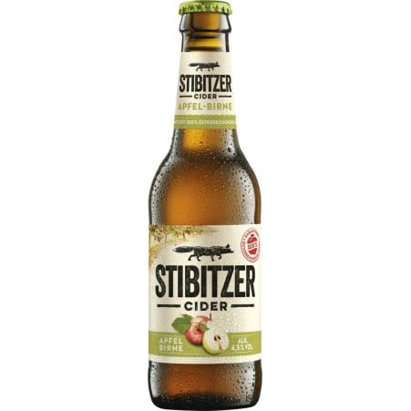 Stibitzer Apfel-Birne 0,33 l