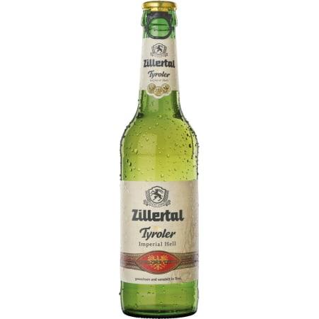 Zillertal Bier Zillertal Tyroler Imperial Hell 0,33l Flasche