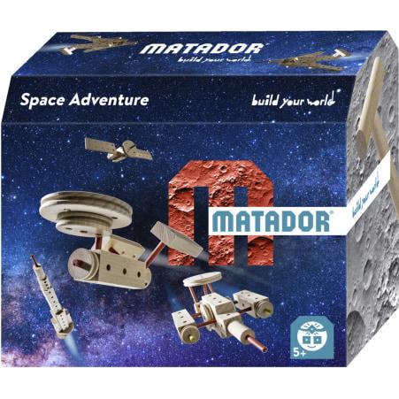 MATADOR Holzbaukasten Space Explorer