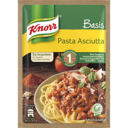 Knorr Basis Pasta Asciutta
