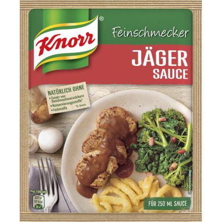 Knorr Feinschmecker Sauce Jäger