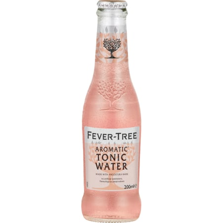 Fever-Tree Aromatic Tonic Water Tray 4x 0,2 Liter