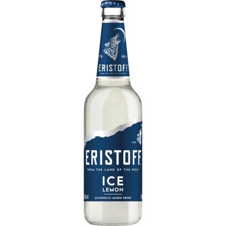 ERISTOFF Ice Lemon Mixgetränk 4%