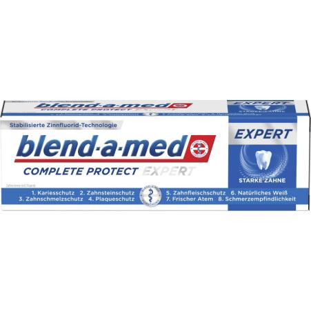 Blend-A-Med Zahnpasta Complete Protect Expert Starke Zähne