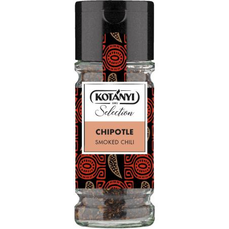 Kotányi Selection Chipotle smoked Chilis