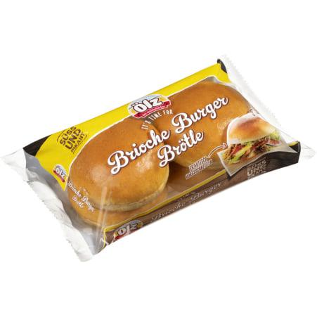 Ölz der Meisterbäcker Brioche Burger Brötle