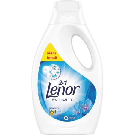 Lenor Waschmittel Aprilfrisch 25 Waschgänge