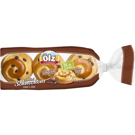Ölz der Meisterbäcker Mini Schnecken Schoko & Creme