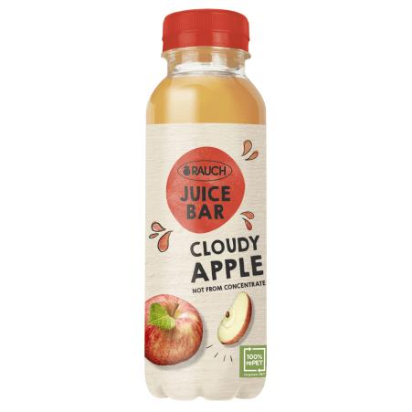 Rauch Juice Bar Cloudy Apple 0,33 Liter