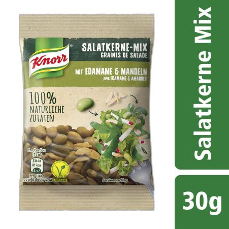 Knorr Salatkerne Mix Edamame Mandeln