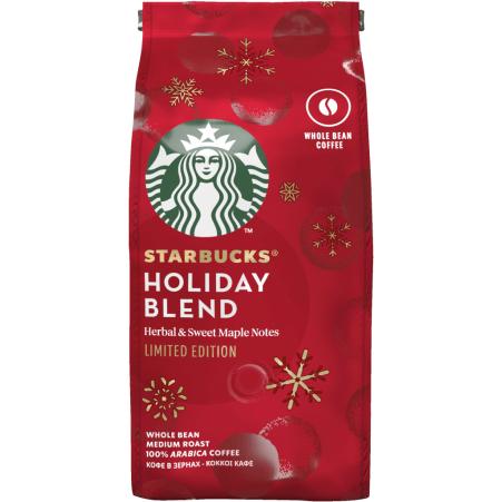 STARBUCKS Medium Seasonal Blend Bohne