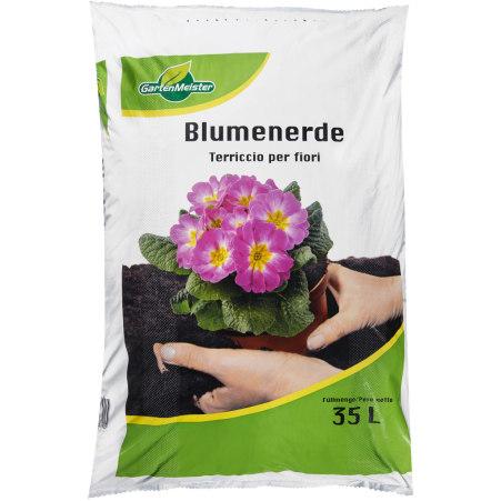 Gartenmeister Blumenerde 35l