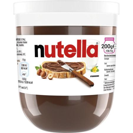 Nutella Nutella 200 gr