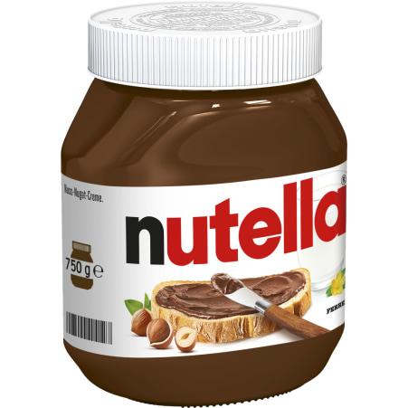 Ferrero Nutella 750 gr