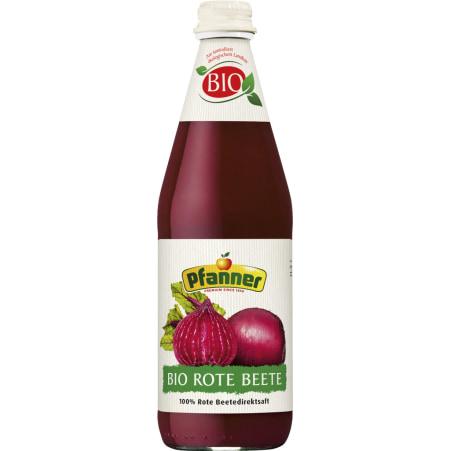 Pfanner Bio Rote Beete Saft 0,5 Liter