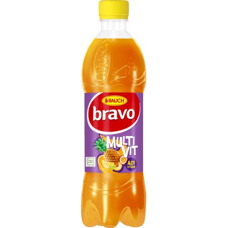 Rauch Bravo Multivit Ace 12x 0,5 Liter