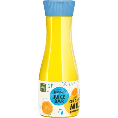 Rauch Juice Bar Orange mild 0,8 Liter