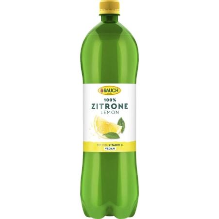 Rauch Zitronensaft 1,0 Liter