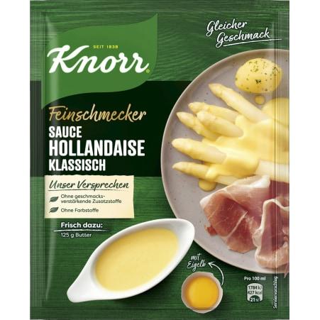 Knorr Feinschmecker Sauce Hollandaise