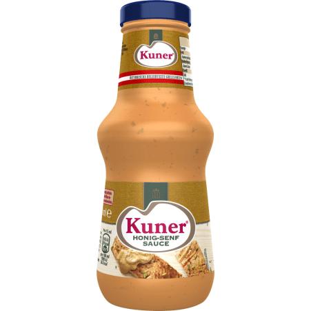 Kuner Honig-Senf Sauce