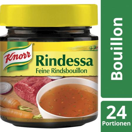 Knorr Rindessa Bouillon Glas