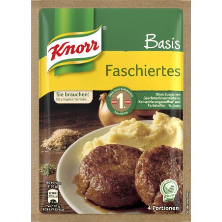 Knorr Basis Faschiertes