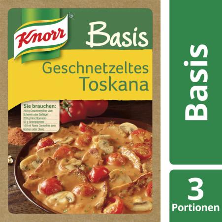 Knorr Basis Geschnetzeltes Toskana
