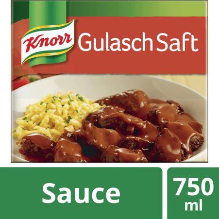 Knorr Gulaschsaft Würfel