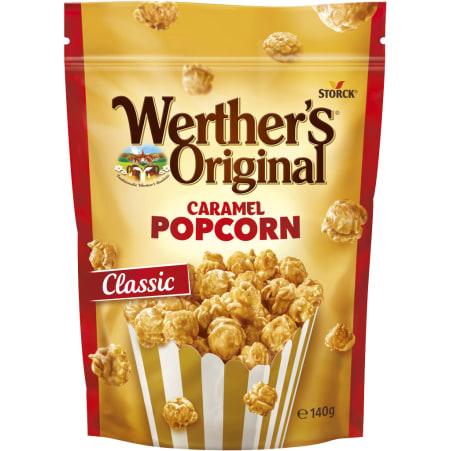 WO Popcorn Werther's Original Caramel Popcorn Classic