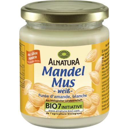 Alnatura Bio Mandelmus weiß