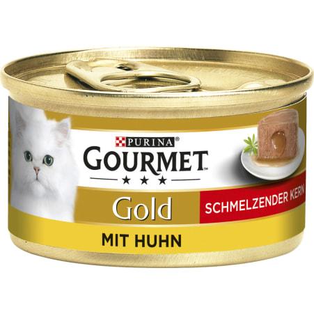 PURINA Gourmet Gold Schmelzender Kern Huhn