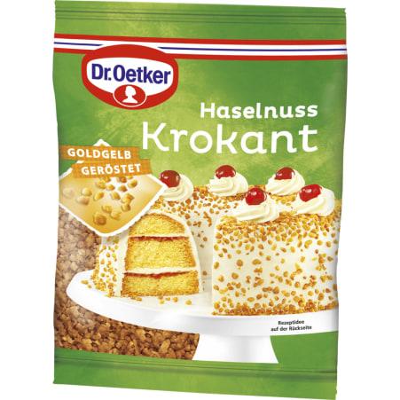 Dr. Oetker Haselnuss Krokant