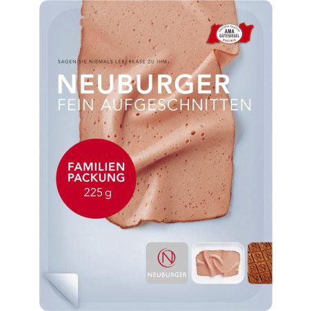 Neuburger Familienpackung 225g geschnitten Neuburger Familienpackung geschnitten