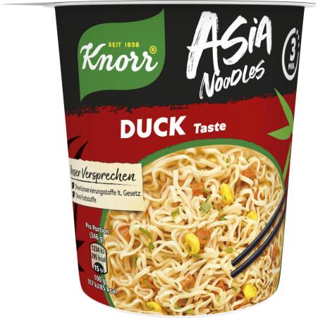 Knorr Asia Snackbecher Ente