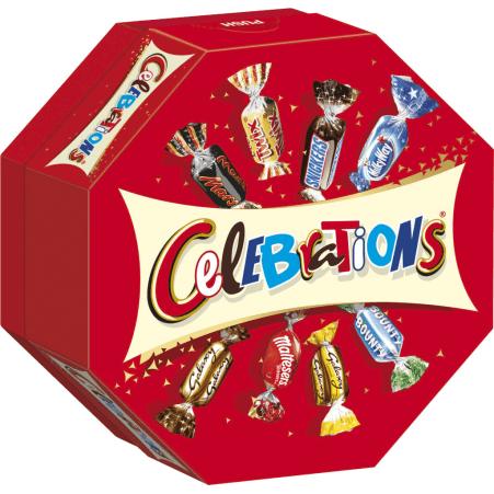 CELEBRATIONS Celebrations 186 gr