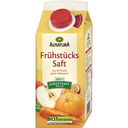Alnatura Bio Frühstückssaft 0,75 Liter