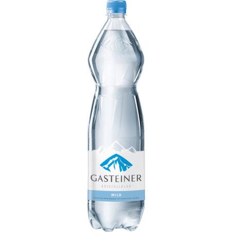 Gasteiner Mineralwasser mild Tray 6x 1,5 Liter