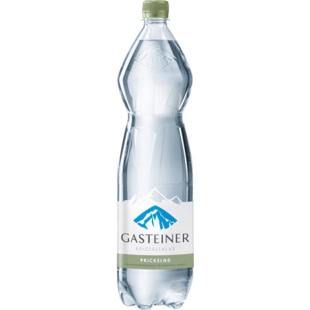 Gasteiner Mineralwasser prickelnd Tray 6x 1,5 Liter
