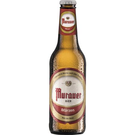 Murauer Märzen Flasche 0,33l Einweg