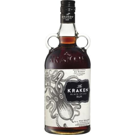KRAKEN Spiced Rum 40%