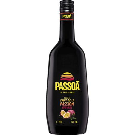Passoa Likör Passion 17%